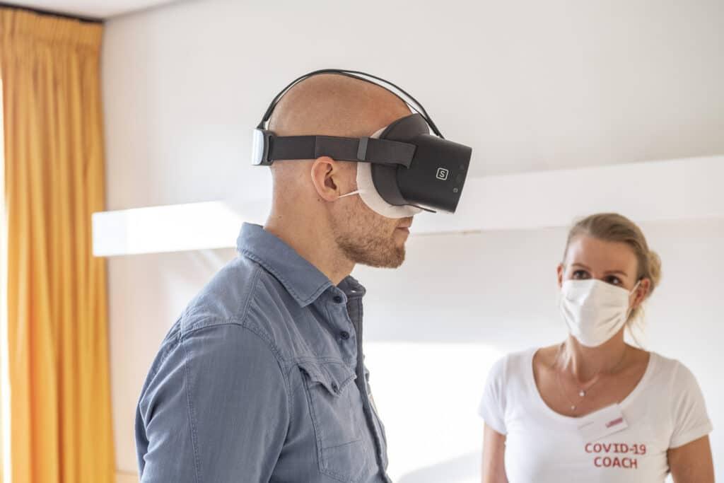 Friesland Corona VR-training