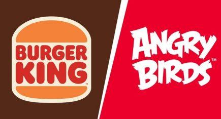 Burger King Angry Birds
